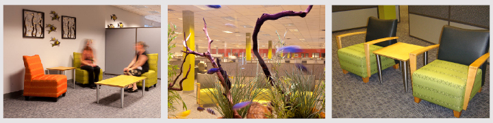 Collaborative Furniture Trends for Contact Centers